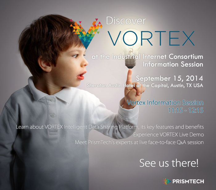 Discover Vortex at the IIC Information Session